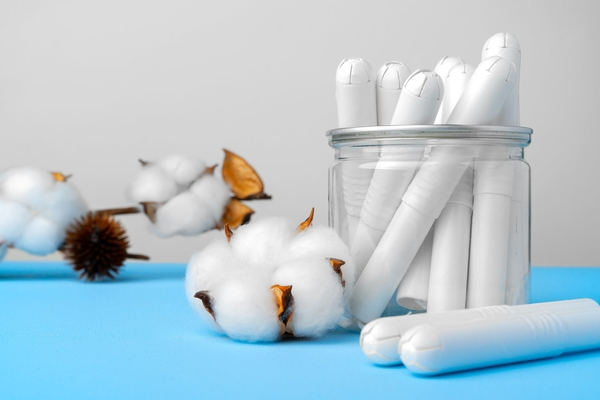 How to Use Tampons Safely - Organic Feminine Products