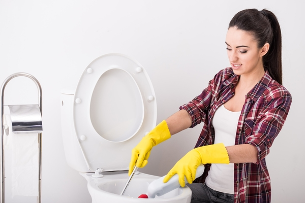 How to Clean Toilets Correctly