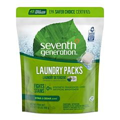 Laundry Detergent Packs Citrus & Cedar