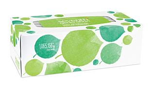 Seventh Generation 100% Recycled Facial Tissue – 2-ply, 175 ct