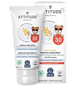 ATTITUDE Natural Sensitive Skin Care Baby Sunscreen SPF 30 Product at Serendipity House in Hong Kong