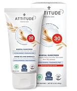 ATTITUDE Natural Sensitive Skin Care Adult Sunscreen SPF 30 at Serendipity House in Hong Kong