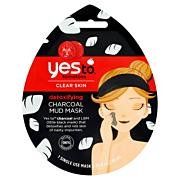 Yes to clear skin detoxifying charcoal mud mask natural ingredients Serendipity House in Hong Kong