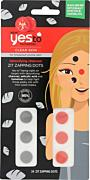 Yes to tomatoes for breakout-prone skin detoxifying charcoal zit zapping dots natural ingredients Serendipity House in Hong Kong