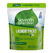 Seventh Generation Natural Laundry Detergent Packs Citrus & Cedar Products of Serendipity House in Hong Kong