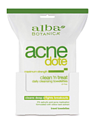 ACNE Dote Clean & Treat Towelette 30ct