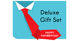 Father's Day Deluxe Gift Set