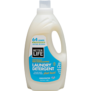 Laundry Detergent Unscented 64oz