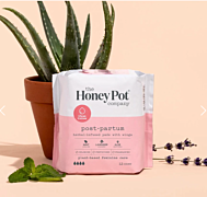 Herbal Pads, Postpartum