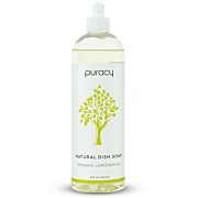 Puracy Natural Dish Soap Organic Lemongrass Natural Dish Soaps in Hong Kong at Serendipity House