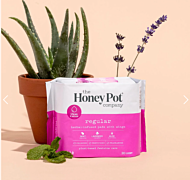 Herbal Regular Pads