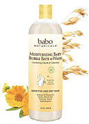 Moisturising Baby Bubble Bath & Wash 15oz
