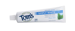 Simply White Sweet Mint Gel Toothpaste
