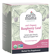 Organic Raspberry Leaf Tea 16ct