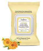 3-in-1 Face Hands & Body Sensitive Baby Cleansing Wipes