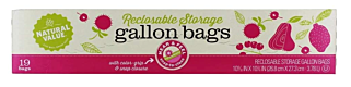 Gallon Food Storage Bags