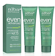 Even Advanced Moisturizer spf 15 2.oz