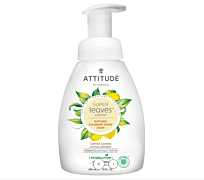 Super Leaves Foaming Hand Soap - lemon leaves
