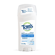 Tom's of Maine Unscented Long Lasting Deodorant at Serendipity House in Hong Kong