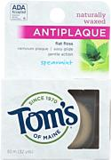Tom's of Maine Antiplaque Natural Floss Spearmint in Hong Kong online at Serendipity House