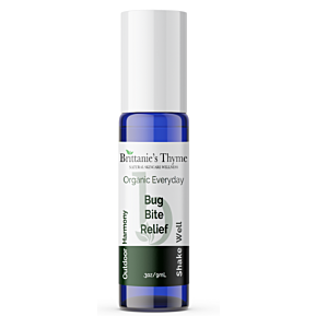 Organic Bug Bite Relief 0.3oz